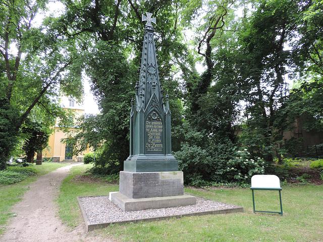 Denkmal (Obelisk) - Befreiungskriege 1813