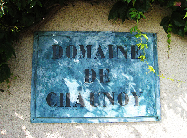 Domaine de Chaunoy