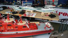 Weltmeisterschaft für originalgetreue Schiffsmodelle in Pirna - Copitz - 3. Teil