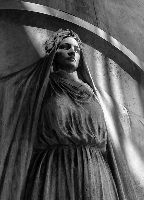 Monument to the Fallen, Porte de la Villette, Paris, 24 April 2014