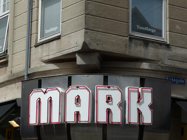 Hier kann man noch bei Mark bezahlen