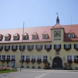 Rathaus - city-hall - am Heimatort