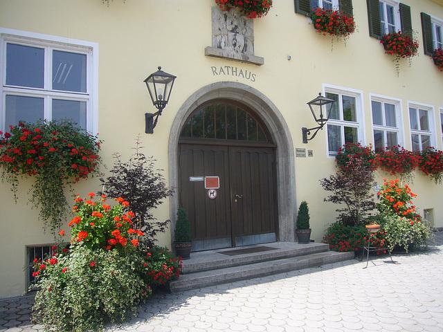 Rathaus - Heimatort