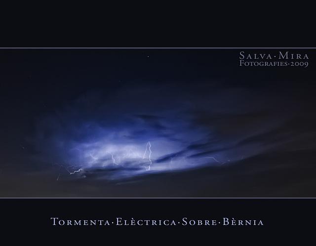 Tempesta elèctrica sobre Bèrnia