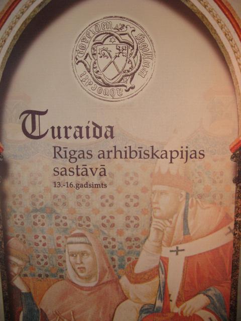 En kastelo de Turaida