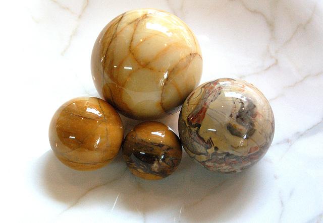 marmorkugloj - Marmorkugeln