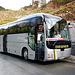 Nia buso kun nia tre aŭdaca veturigisto / Unser Bus mit unserem tollkühnen Fahrer