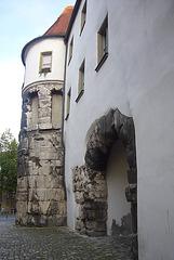 Regensburg - Porta Praetoria