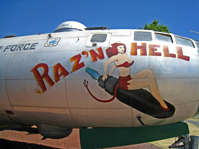 Boeing B-29 Superfortress (3275)
