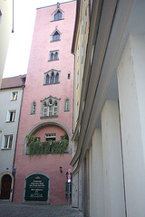 Regensburg - Baumburger Turm