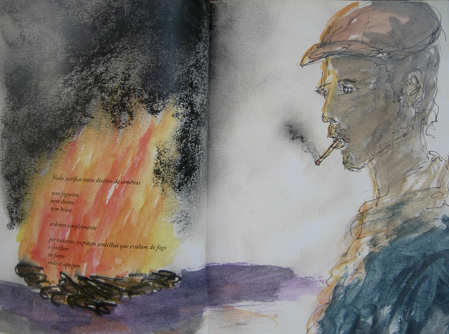 Fire of Life (illustration)