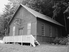 Adis antiques /  Mendon,  Vermont  USA /  États-Unis.   25 & 26 juillet 2009 - N & B