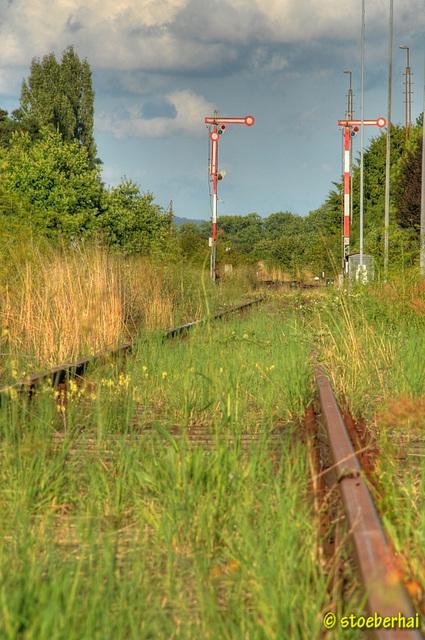 Railway station Kitzingen-Etwashausen