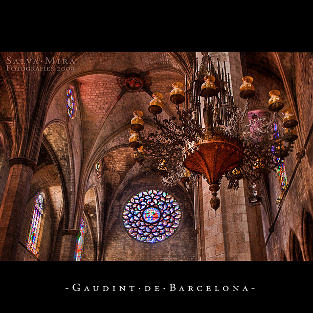 Gaudint de Barcelona [ #8 ]