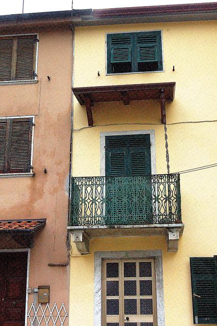 domfronto - Häuserfront