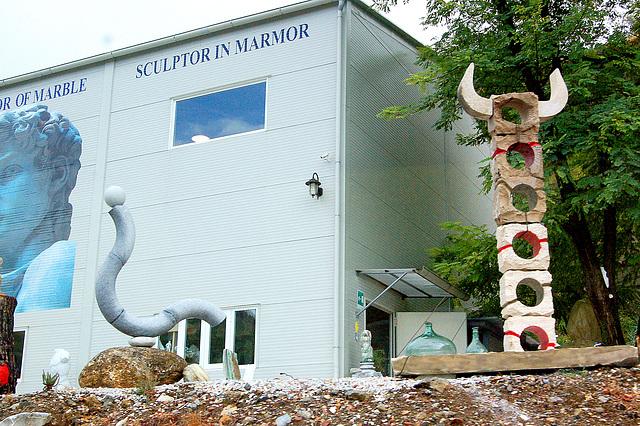 marmorskulptistejo - Marmorbildhauerei