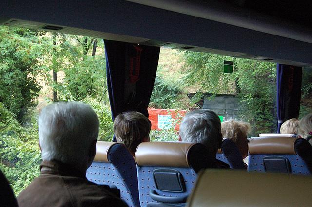 busveturado - Busfahren