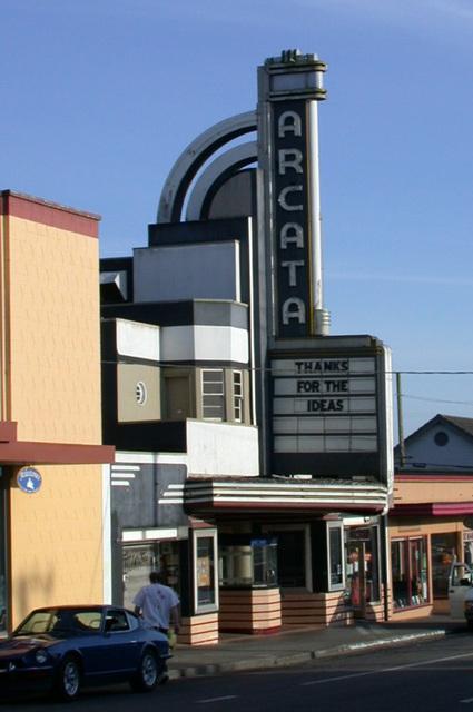 Arcata Theater, Arcata, CA 1164z