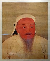 Genghis Khan alias Temüjin