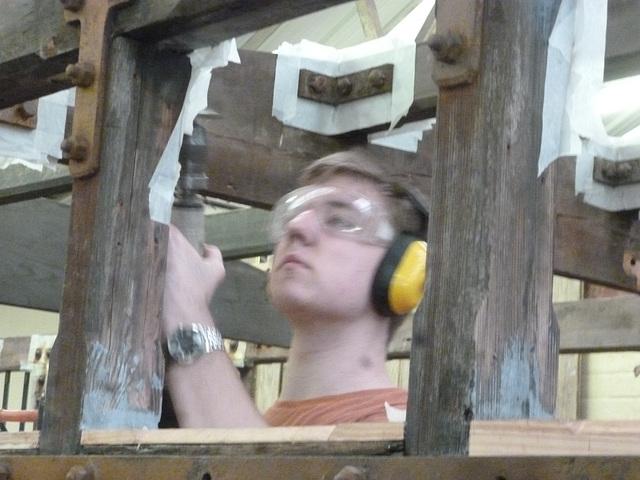 PQR - de-rusting brackets