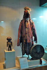 Mongolian Shamanism dress