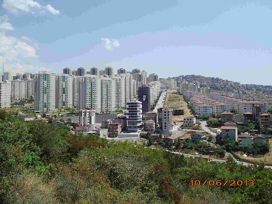 Nia kvartalo en Istanbulo