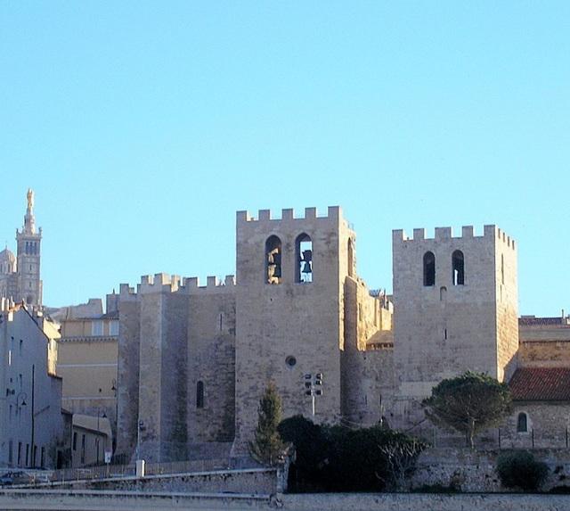 abbaye de Saint Victor à Marseille