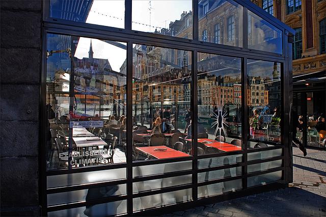 Lille Passage Rihour-Gr Place