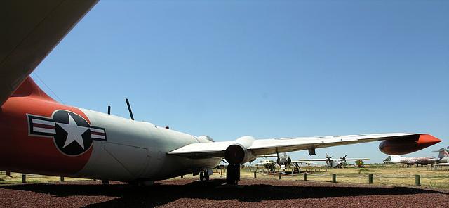 Martin EB-57A Canberra (8489)