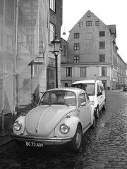 VW -  BC73-409.  Copenhague.  26-10-2008 -  N & B