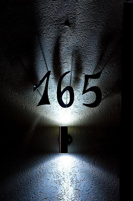 165 at night
