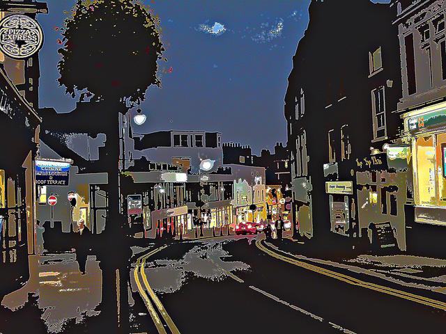 Heath Street Hampstead
