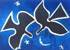 Les Oiseaux, Georges Braque