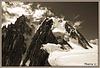 Le Mont Maudit et le Mont Blanc du Tacul