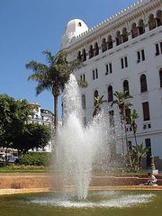 La grande poste1 d'Alger