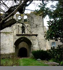 L'abbaye de Villelongue