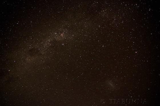 Southern Night Sky