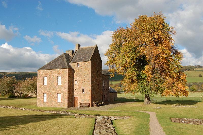Commendator's House, Melrose, Borders, Scotland