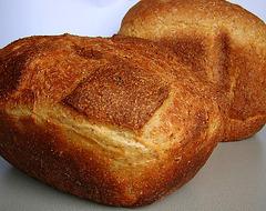 (J.S.6) Kikkererwtenbrood / Chickpea Bread