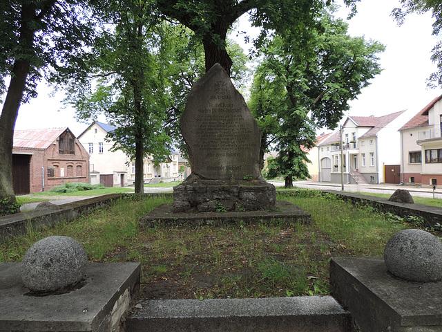 Denkmal 1.Weltkrieg - Wietstock