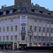 Eleven souvenirs building. Copenhagen.   26 -10-2008-  Postérisation