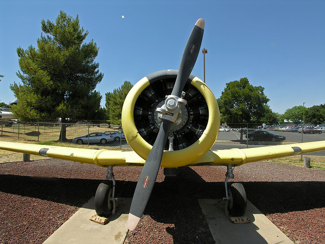 North American AT-6 Texan (8532)