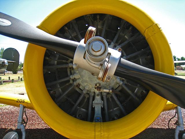 Vultee BT-13 Valiant (3278)