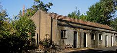 A-dos-Ruivos, the haunted house