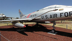 North American F-100 Super Sabre (8492)