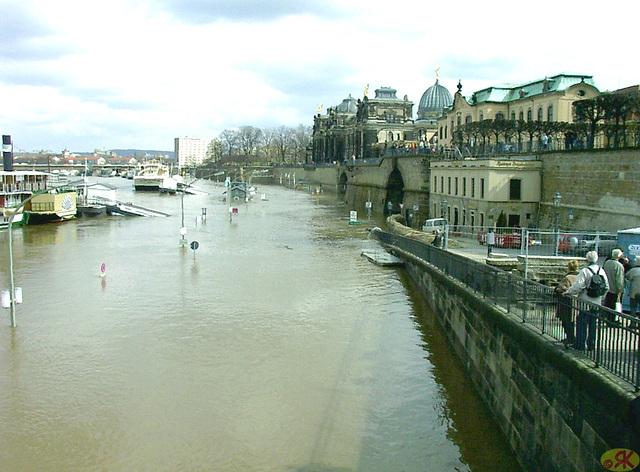 2006-04-05 001 7,40 Hochwasser