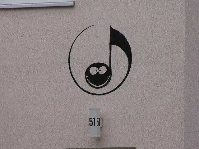 Das musikalische Smiley