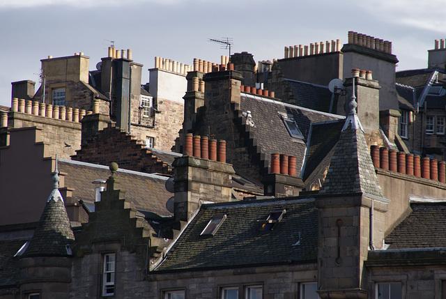 Scottish Chimneys