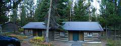 Colter Bay Village Cabin (1)