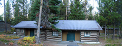 Colter Bay Village Cabin (2)